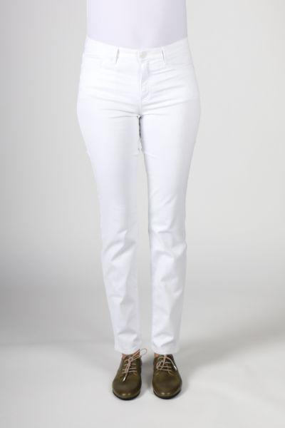Brax Shakira Jean In White