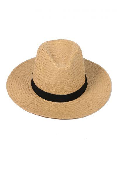 Humidity Raffia Hat