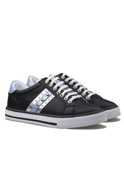 Sala Mimi Sneaker In Black
