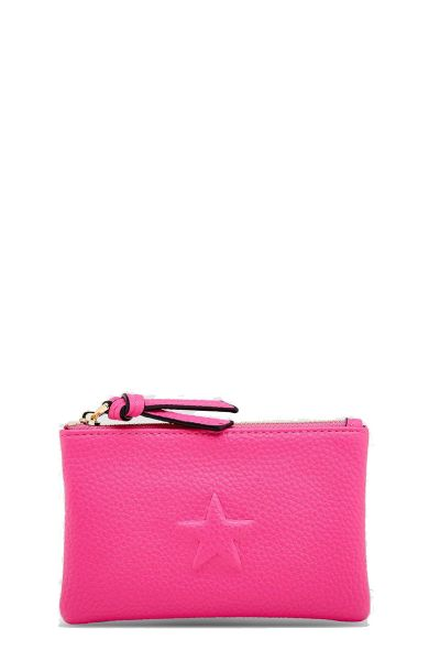 Star Purse By Louenhide In Hot Pink