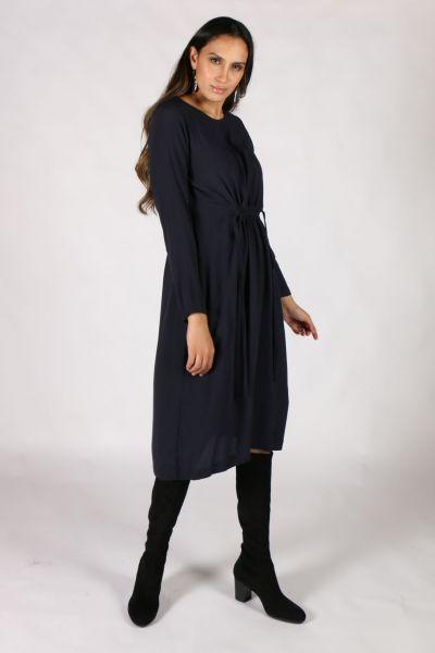 NYNE Divide Dress In Ink
