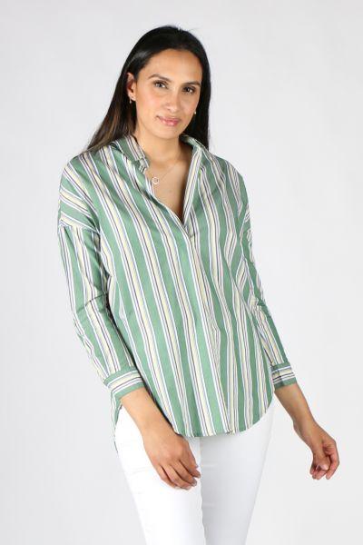 Zaket & Plover Stripe Shirt