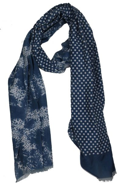 Directions Tango Scarf in Blue