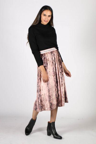 365 Days Whistler Skirt In Musk