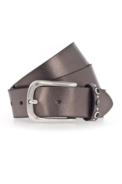 Diamond Belt By Belt In Bronze