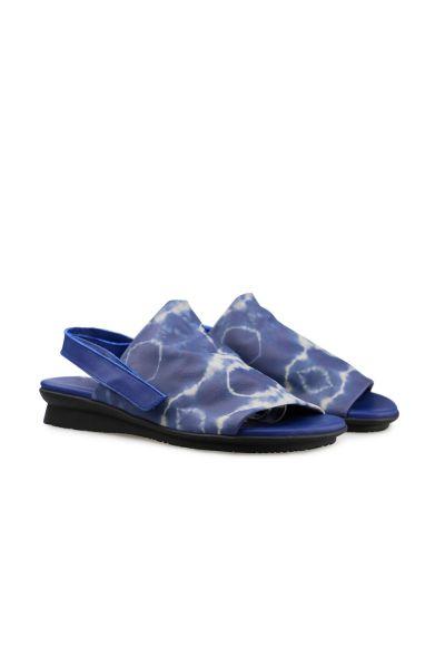Summer Arche Aurazy Sandal In Blue