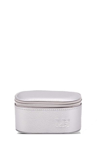 Olive Jewel Box In Silver