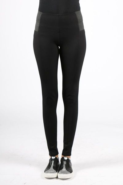 Neat Repeat Pant By Foil In Black