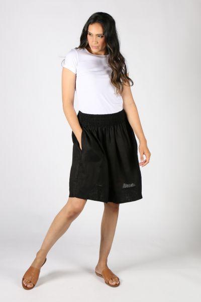 Frockk Zoe Skirt In Black