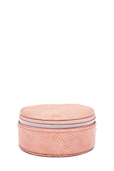 Sisco Jewel Box By Louenhide In Lizard Blush