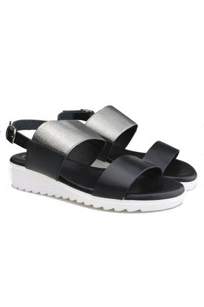 Bonita Blink Sandal In Black