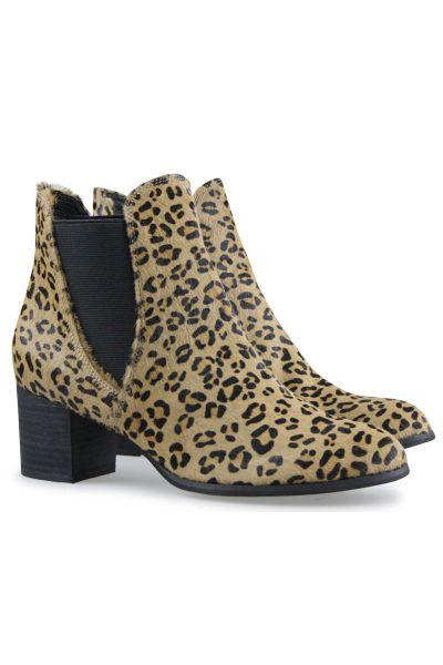 Sadore Boot In Animal by Django & Juliette