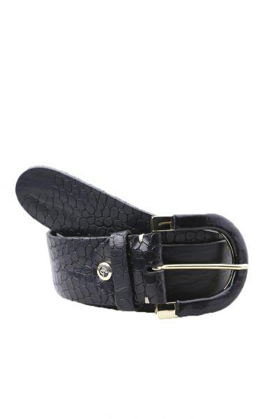 Croc Retro Belt By B.Belt In Black