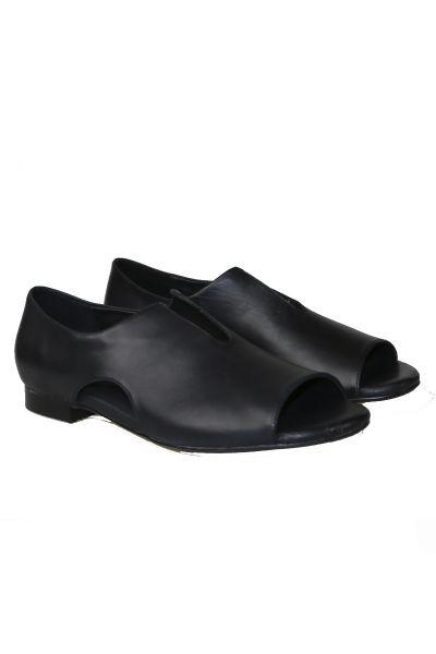 Pretta Sandal In Black by  Django & Juliette