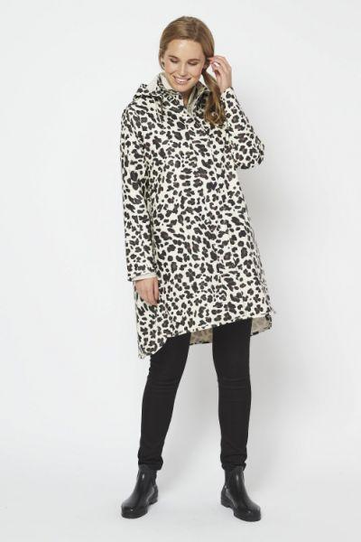 Ilse Jacobsen Raincoat In Animal