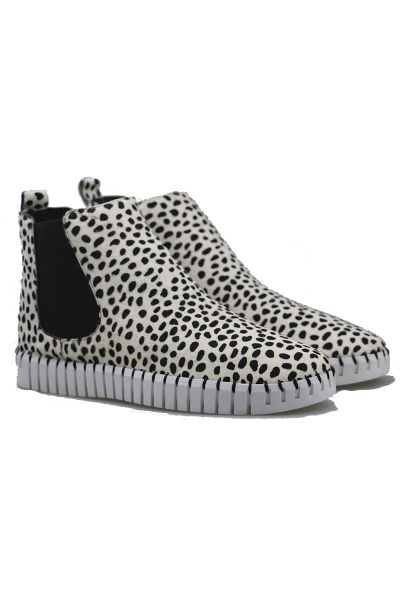 Django & Juliette Horton Sneaker Boot In Print