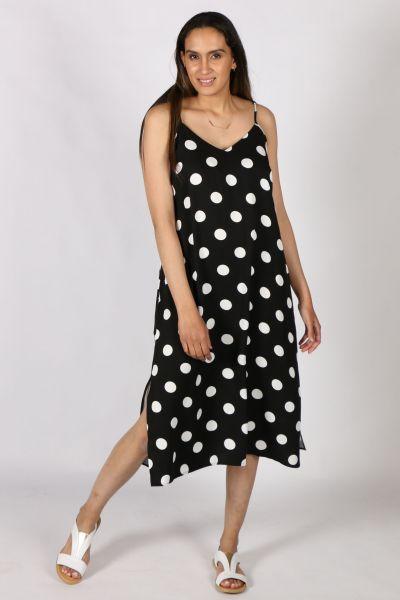 Ping Pong Polka Dot Dress