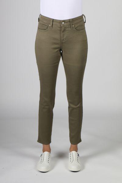 NYDJ Ami Skinny Jean In Olive
