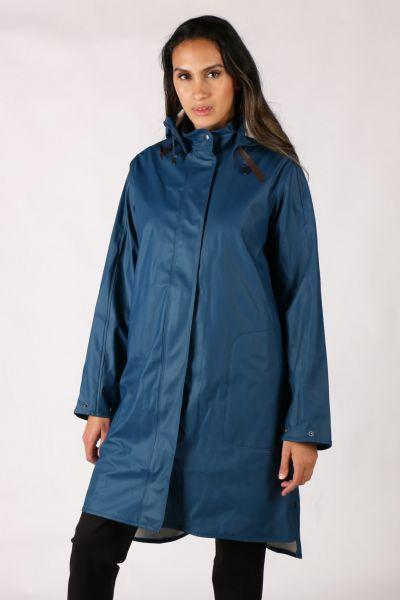Ilse Jacobsen Raincoat In Arctic