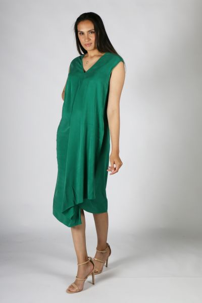 Lounge Anantara Dress In Green