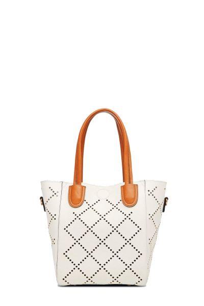 Baby Bermuda Bag By Louenhide In White