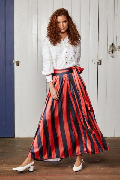 Binny The Altantic Maxi Skirt