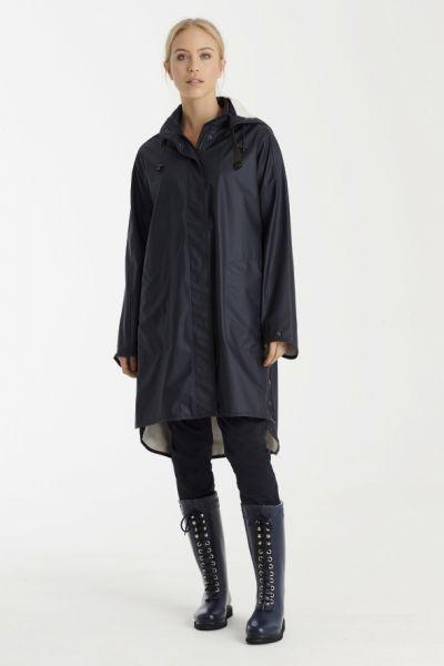 Ilse Jacobsen Raincoat In Ink
