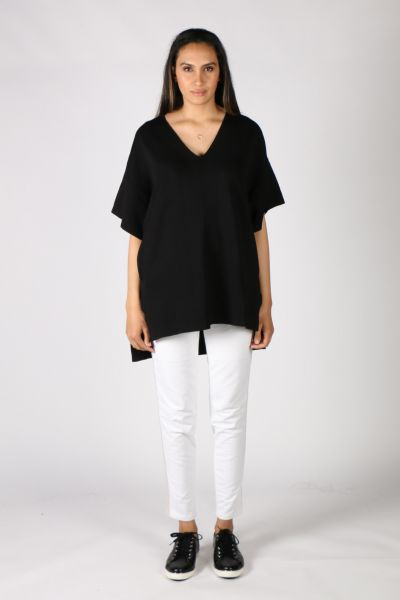 Lounge The Label Pindus Tunic In Black
