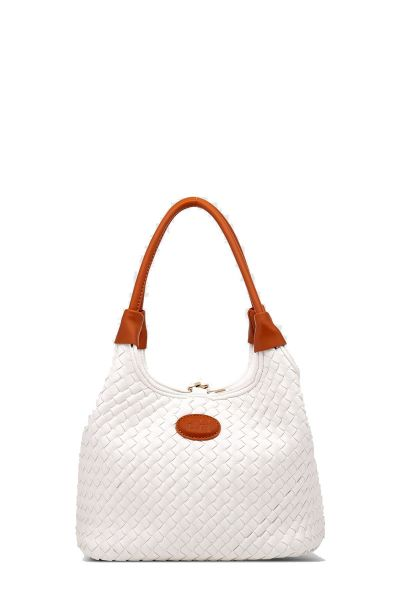 Poppet Bag By Louenhide In White