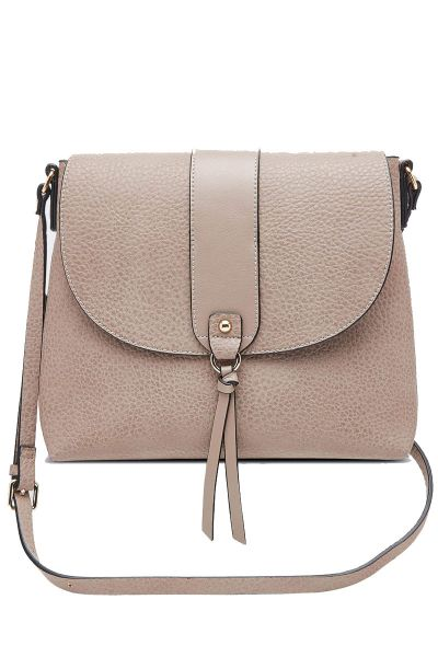 Clovelly Bag By Louenhide In Putty
