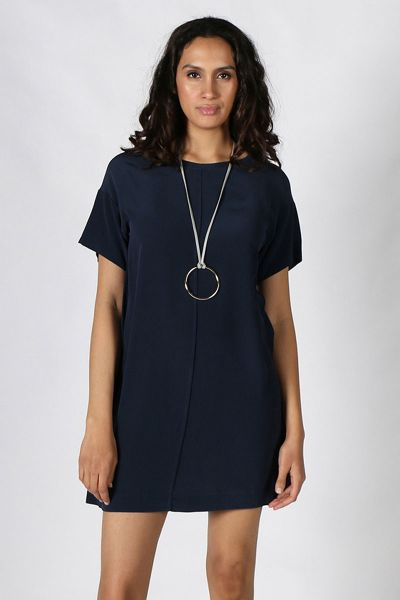 T-Shirt Dress By Ottod'Ame In Blue