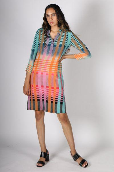 Printed Rasa Adara Goli Dress In Print