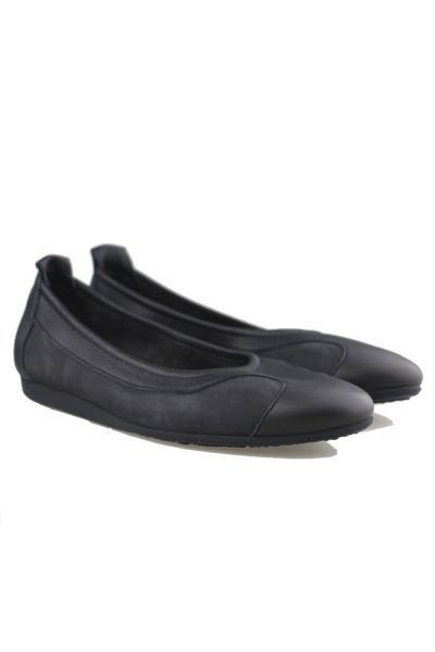 Arche Lambaa Flat In Black