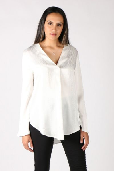 Chalice Reflexions Top In Ivory