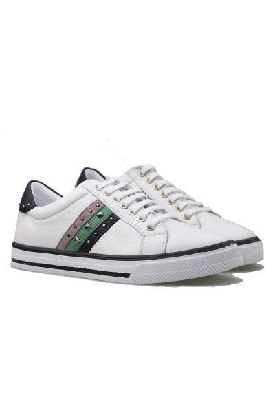 Sala Mimi Sneaker In White