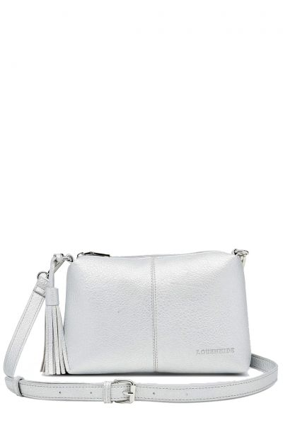 Baby Daisy Bag By Louenhide In Silver