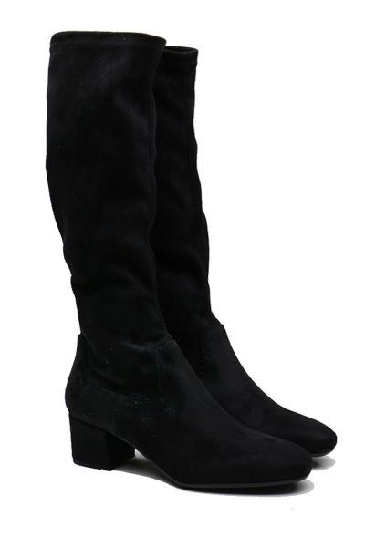 Neo Tall La Quesanna Boot in Black