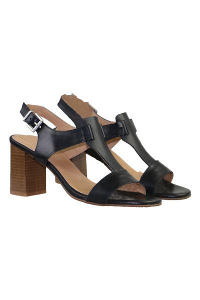 T bar Heel By Igualados In Black