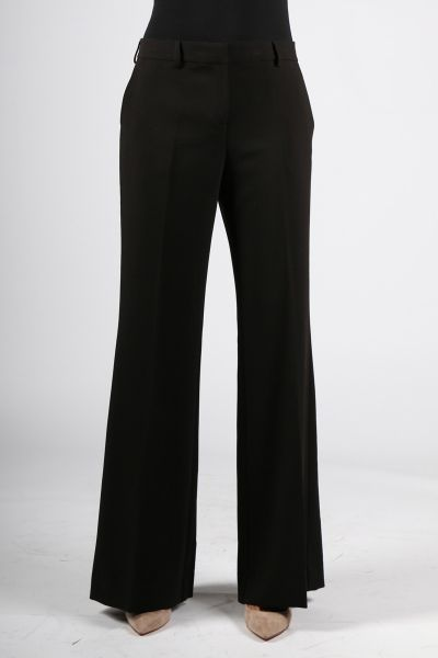 Flared Trousers By Ottod'Ame In Black