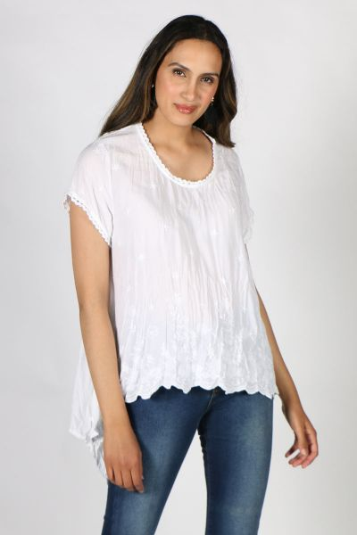 Katamaran Tengo Top In White