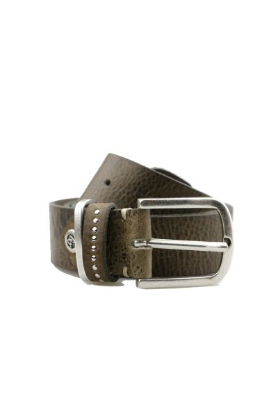 Cleo Belt By B.Belt In Taupe