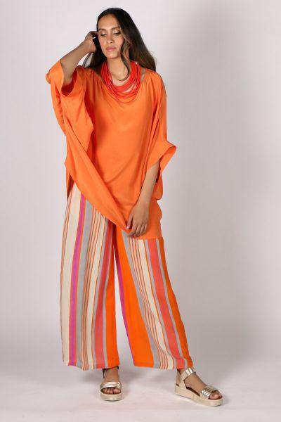 Anupamaa Prisha Top In Orange