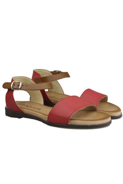 Bonita Beat Sandal In Red
