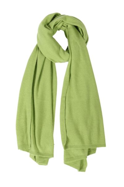 C & Co Wrap Shawl In Green