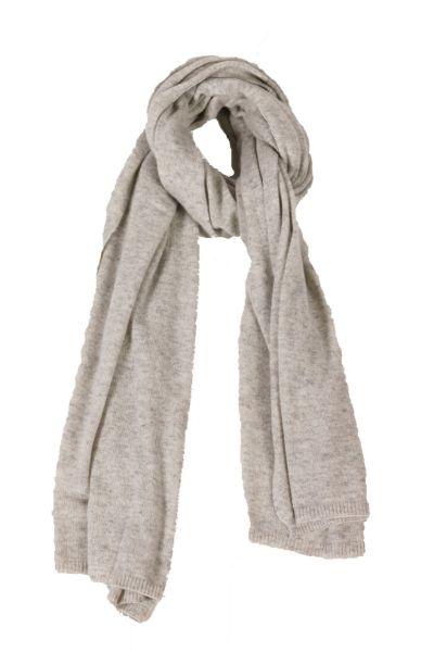 C & Co Wrap Shawl In Grey