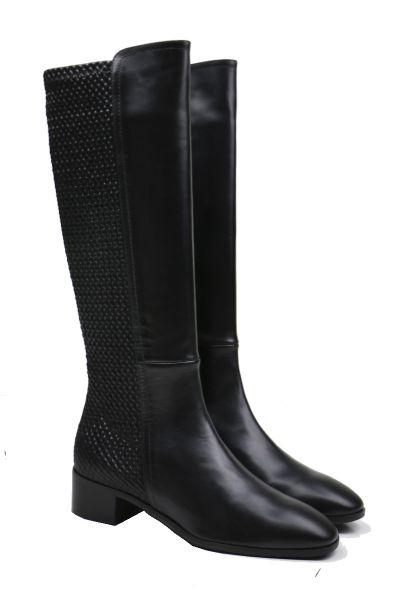 Moda Di Fausto Tall Nappa Knee High Boot