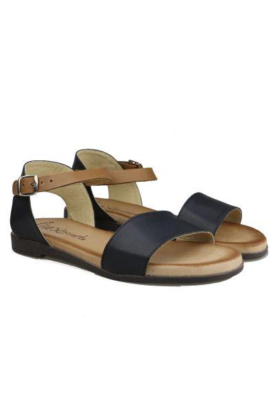 Bonita Beat Sandal In Black
