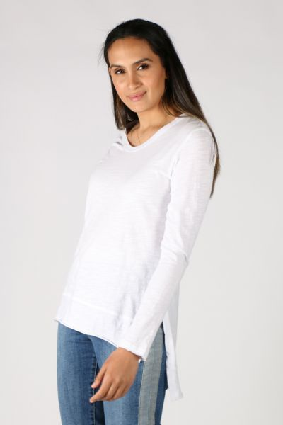 3rd Story Strumpet Top In White