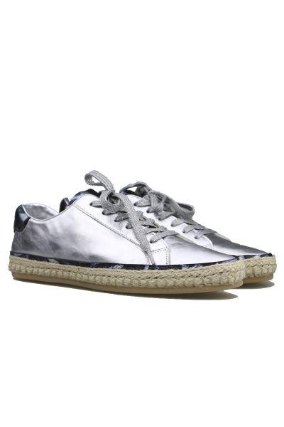 Kolts Sneaker By Django & Juliette In Silver