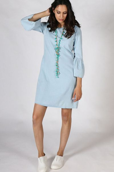 The See Saw Frill Sleeve Dress